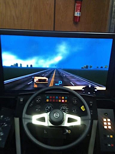 Texas Bus Driver Simulator Training Can Make School Bus Safety Even
