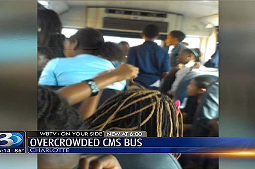 Overcrowded School Buses Linked to Driver Shortage - STN Media