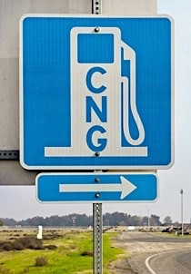 cng sign