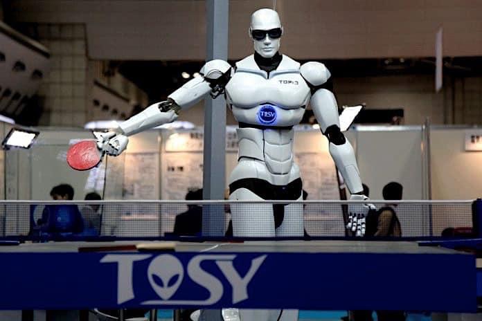 HumanRobo/Wikipedia/Creative Commons