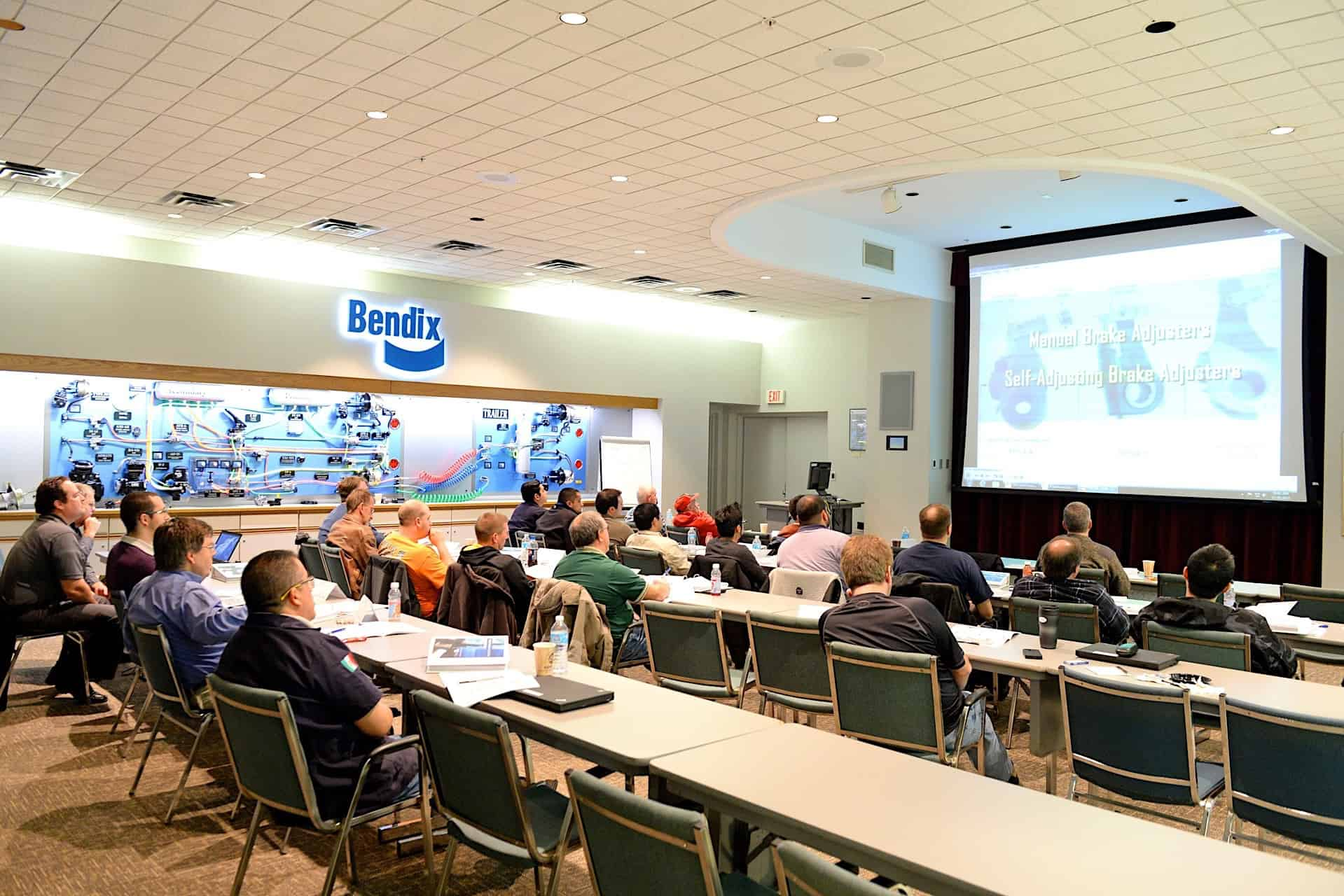 19 Training Sessions Lined Up for Bendix In-Person Brake School