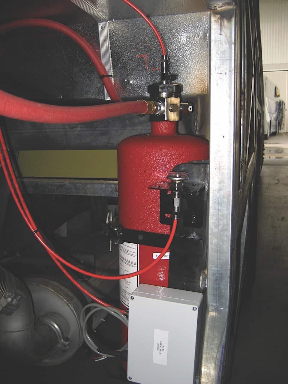 Fea Fire firetrace