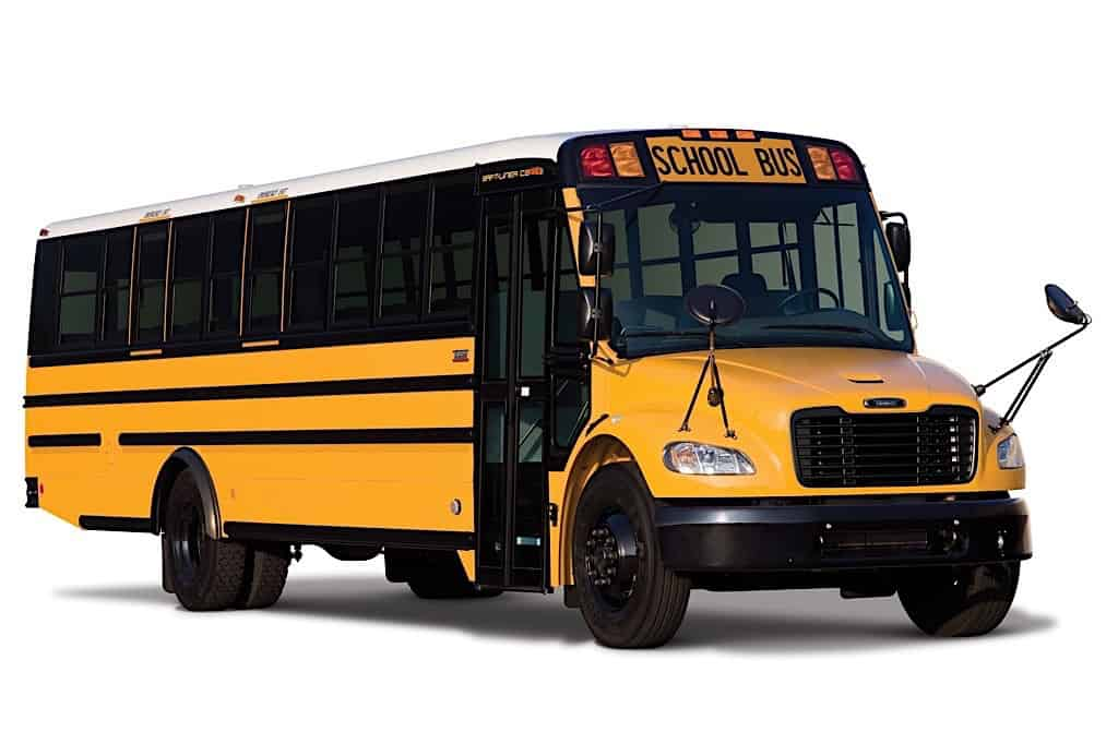 Thomas Built Buses >> Thomas Built Buses Agility Fuel Solutions Partner On
