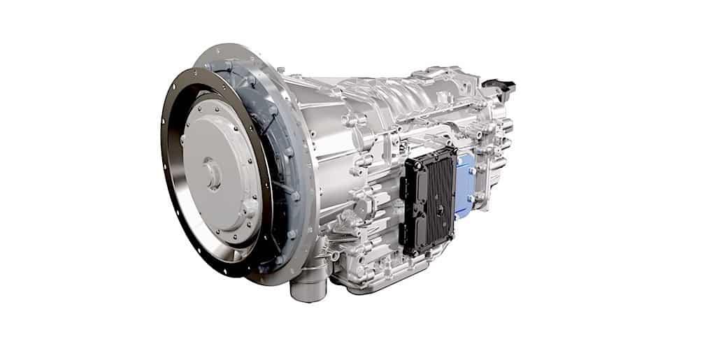 Eaton Procision transmission