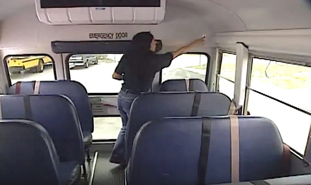 Extension For Calif School Bus Child Alert Systems Up In Air Stn