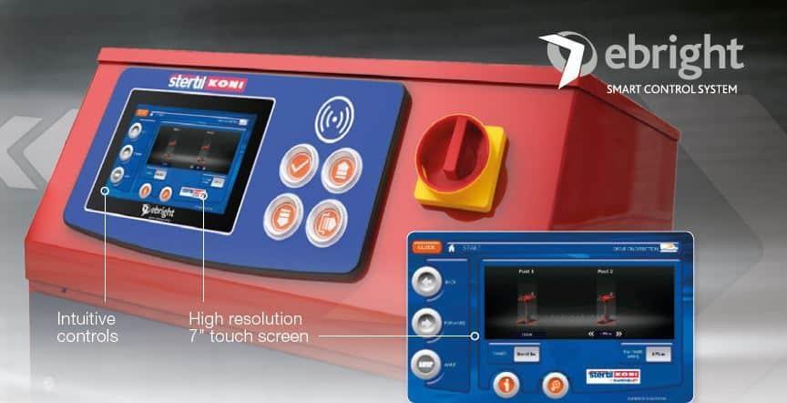 DIAMOND control console