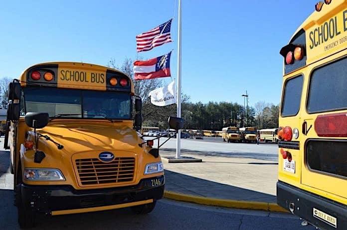 Facebook/DeKalb County School District