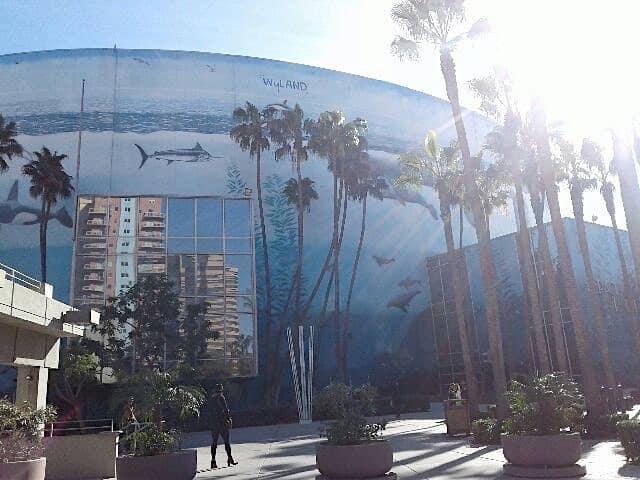 Long Beach convention ctr 052918