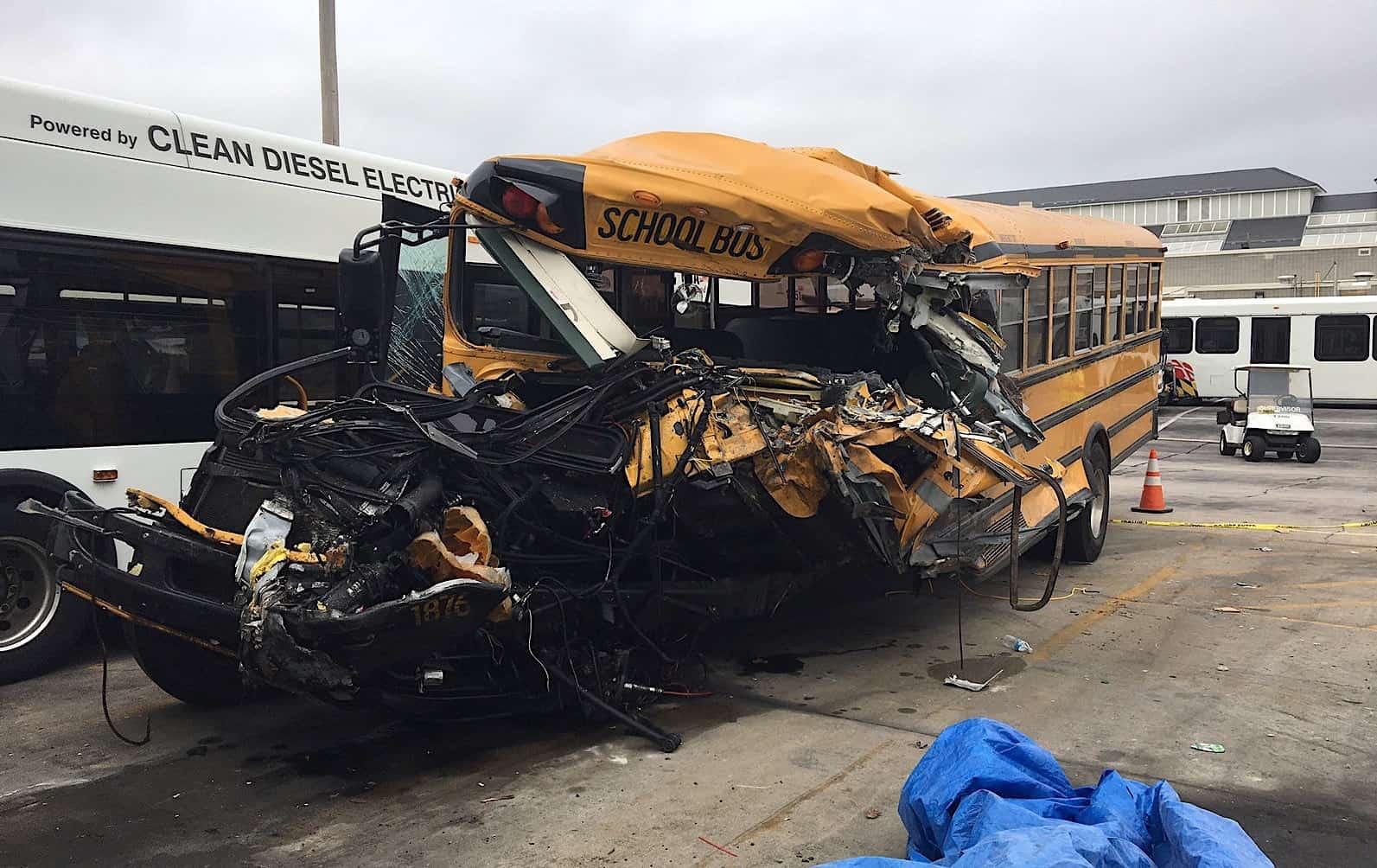 NTSB - Baltimore crash