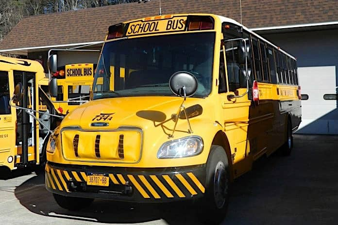 Flickr/WestchesterSchoolBus