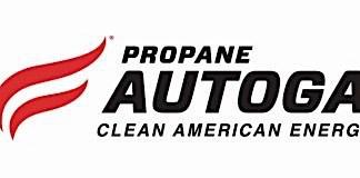 Logo for propane autos advocacy.