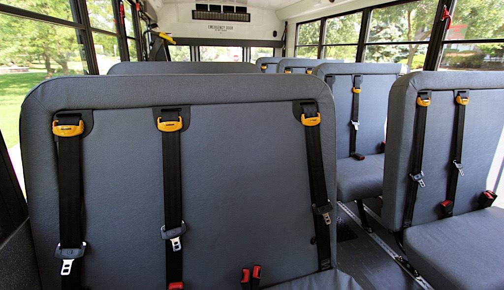 Calif Law Addresses School Buses Without 3 Point Seat Belts School Transportation News