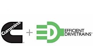 Cummins and EDI logo