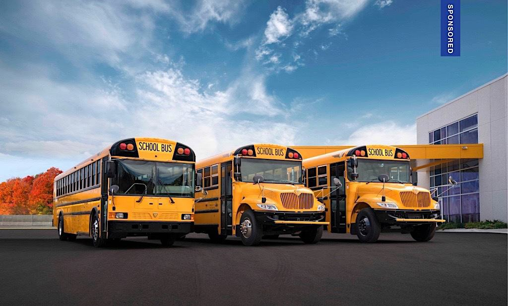 IC Bus Makes Electronic Stability Control & Collision Mitigation