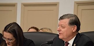 Labor, Health & Human Services Subcommittee Chairman Tom Cole.