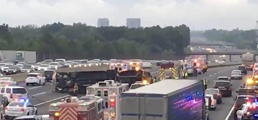 Miraculously Nobody Killed in Latest N J  School Bus Crash