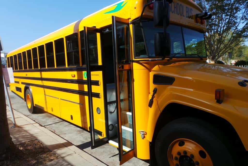 Propane School Bus Funding Discussed Amid Hike in Calif  Sales Tax