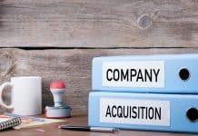 Company acquisition folders