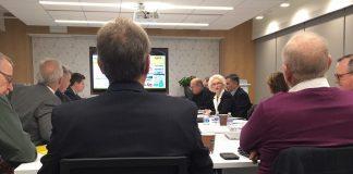 NSTA presentation to UCR Board.