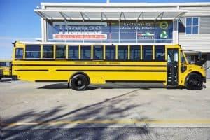 Thomas Built Buses Celebrates Delivery of New Saf-T-Liner C2