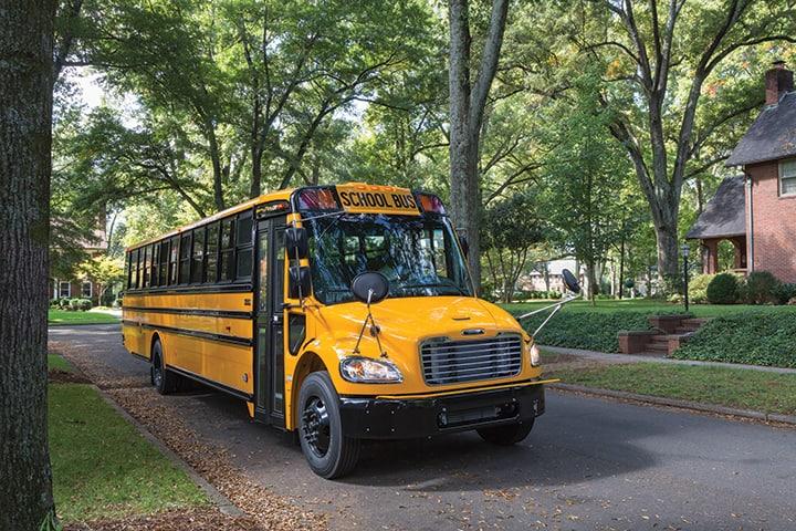 Saf-T-Liner C2 school bus