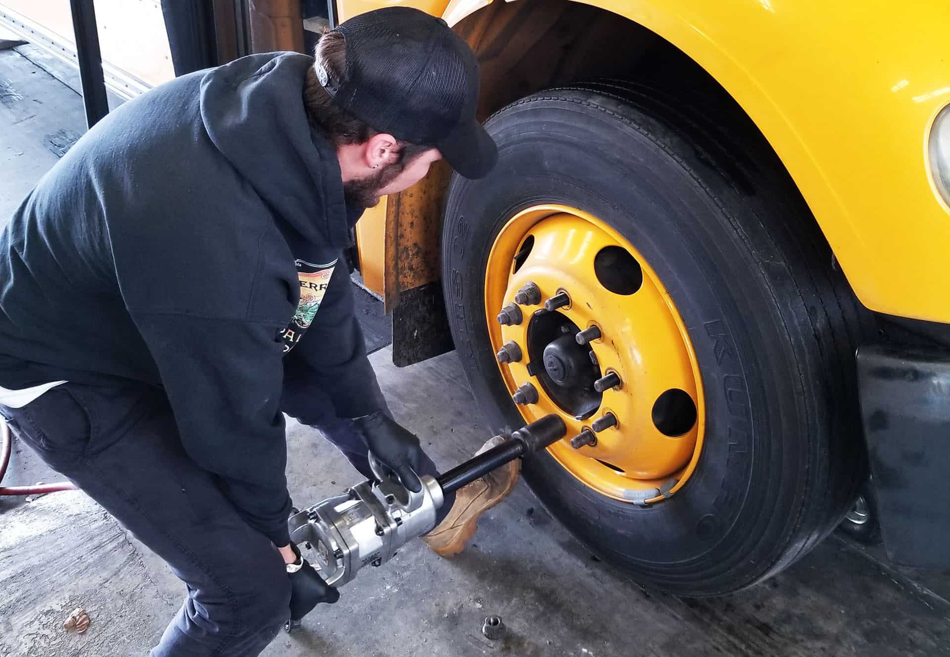 STN Survey: Districts Deal With Higher School Bus Tire