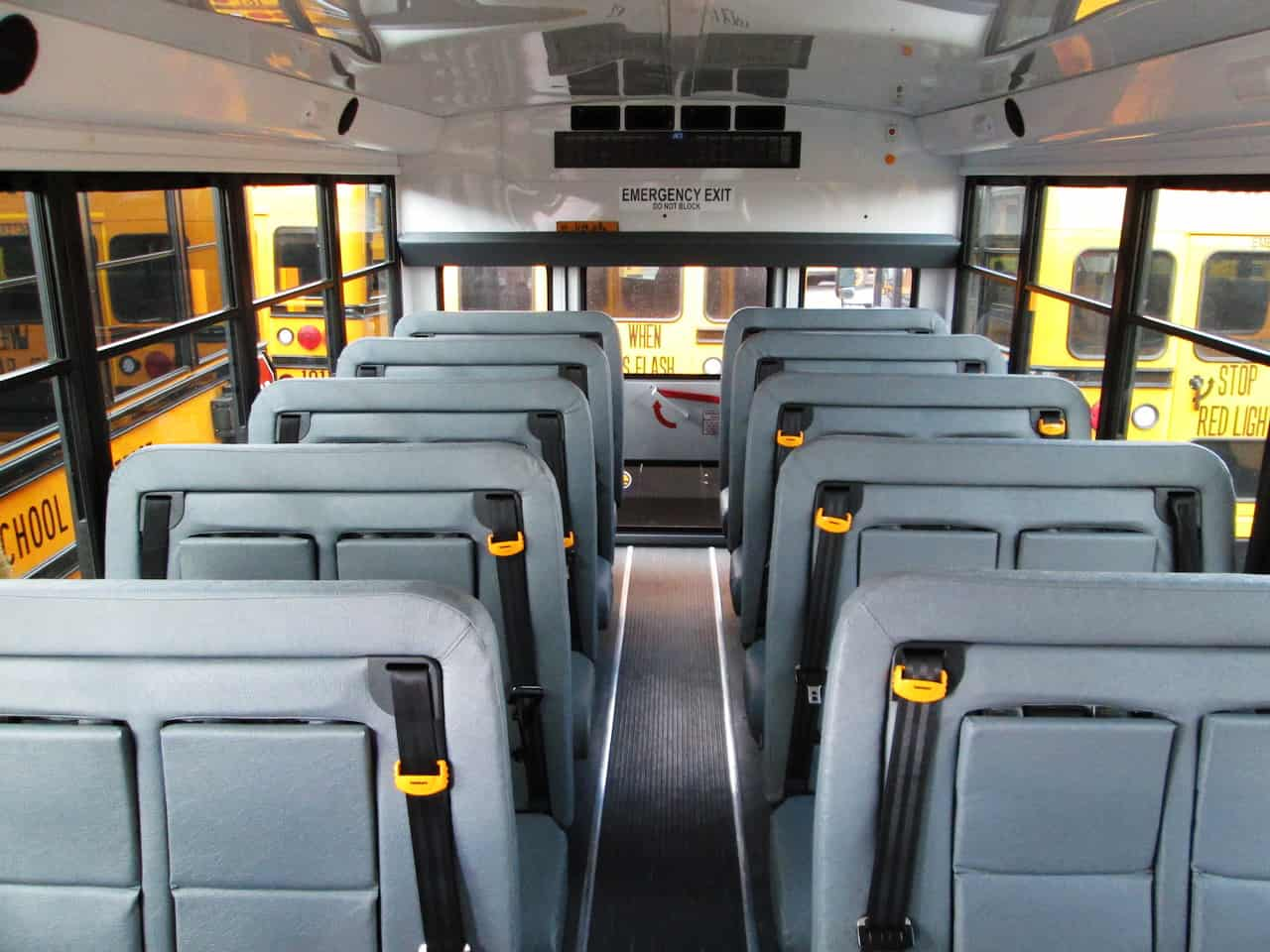 Utah School Bus Seat Belt Bill Fails Again in House - STN Media
