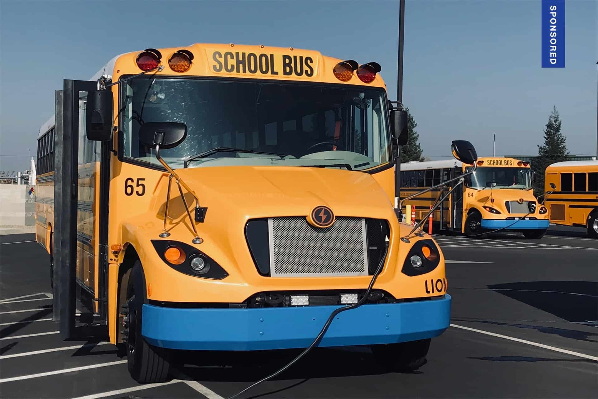Electric School Buses Are More Affordable Than You Think - STN Media