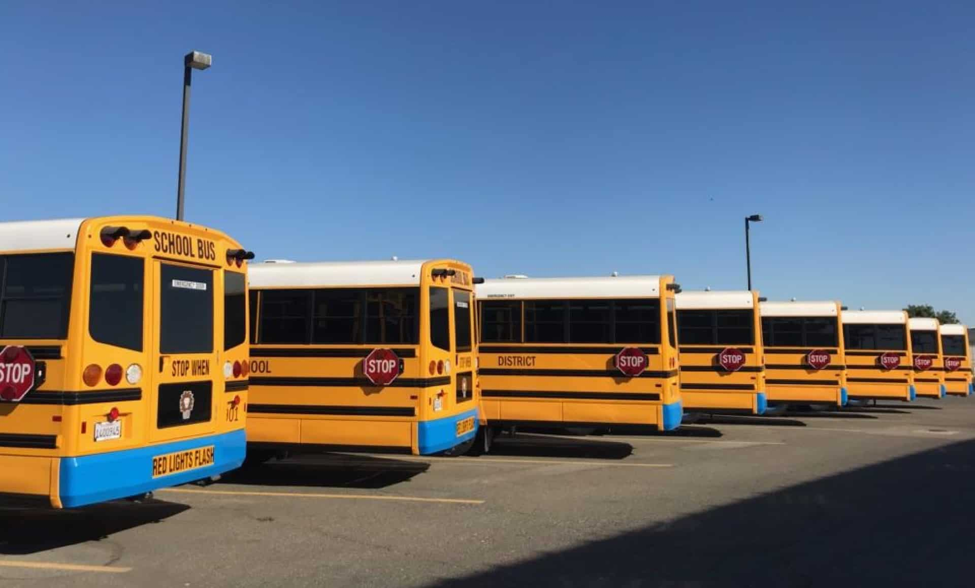 Twin Rivers School District is experiencing benefits of school buses from The Lion Electric Co.