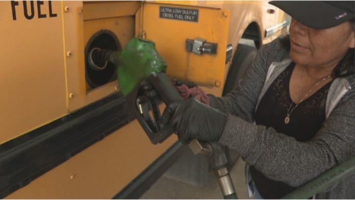 propane filling