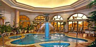 The Peppermill Reno Resort Spa Caldarium.