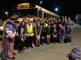 national school bus drivers day 2018