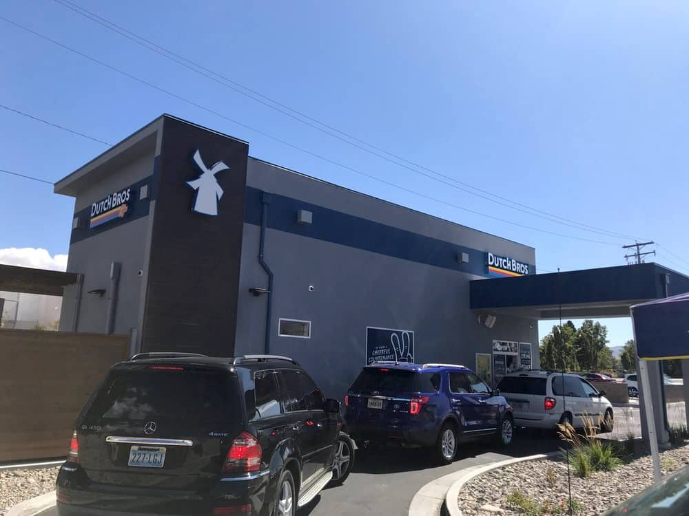 Dutch Bros in Reno, really near the STN Expo location, courtesy of Katie D.