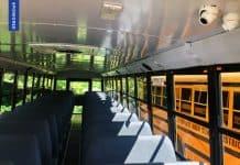 Safety Vision interior school bus camera