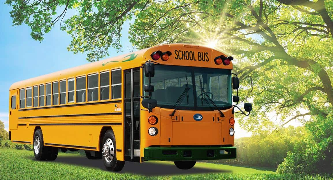 Zero Emissions School Buses Make Cents - STN Media
