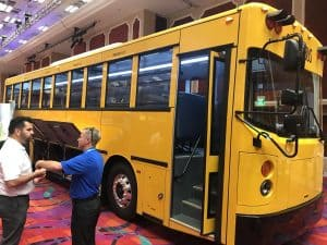GreenPower Motor Co. shares more about its electric school bus.