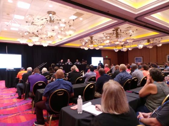 The On-Bus Technologies Panel discussed how to improve the safety, reliability and efficiency of your operation.
