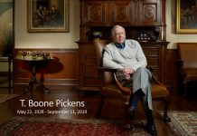 Source: Twitter/ T.Boone Pickens .