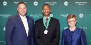 National Safety Council Distinguished Service to Safety Award.
