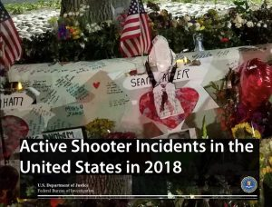 The FBI's latest report on active shooter cases.