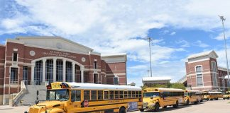 The Cypress-Fairbanks ISD transportation department uses in-depth measurements of its vehicles and operations to justify budget requests.