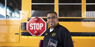 Ariel Rodriguez, fleet manager for Humble ISD near Houston, leads 2019's list of rising student transportation stars.