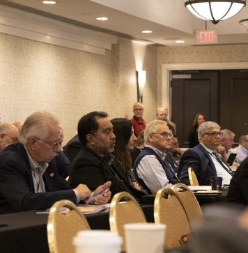 Attendees at the 51st annual NASDPTS conference in Washington D.C. in October 2019.