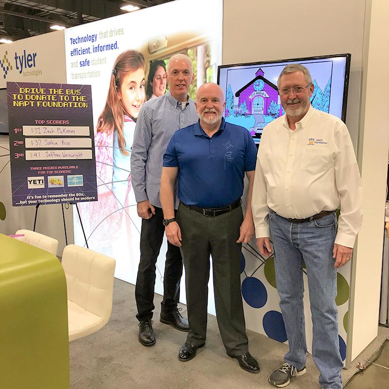 Tyler Technologies at NAPT
