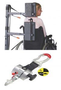 AMF-Bruns' FutureSafe Head & Backrest/Seatbelt Anchorage
