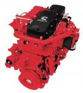 Cummins B6.7 engine