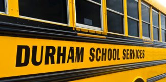 Durham School Services' successful trial with the Lytx Driver Safety Program in 2014 and with the full deployment last year, National Express is working to equip every bus in the larger National Express family with Lytx.