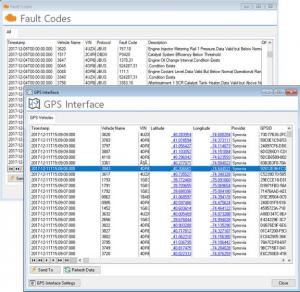 Fleetsoft GPS Screenshot