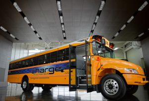 IC electric bus
