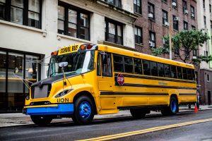 LIONC electric school bus